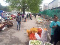 Столичные власти продолжают наводить порядки на рынках города