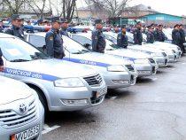 Патрульная милиция в Бишкеке начнет работу с 1-сентября этого года.