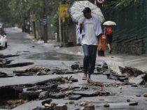 Дожди парализовали жизнь Рио-де-Жанейро