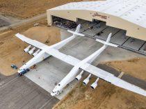 Самый большой самолет в мире впервые поднялся в небо