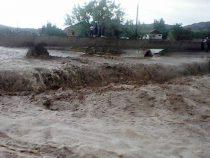 В Джалал-Абадской области прошли сели