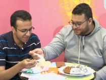 Мороженое со вкусом селёдки предлагают в египетской Гизе