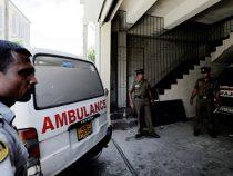 При перестрелке и взрыве на Шри-Ланке погибли 15 человек