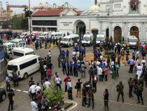 Среди жертв в результате взрывов в Шри-Ланке кыргызстанцев нет