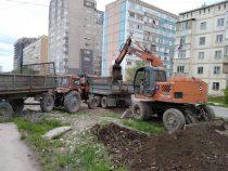 В Бишкеке начали обустраивать зону отдыха в микрорайоне «Джал»