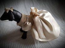 Собаки, приглашённые на свадьбу, теперь могут принарядиться