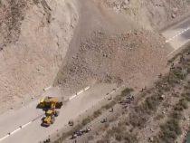 Работы по спуску камней в Боомском ущелье будут продолжены