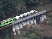 В Японии открыли железнодорожную станцию без входа и выхода