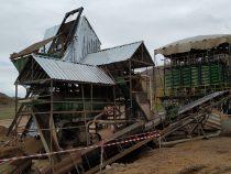 Работы на месторождении Таш-Булак приостановлены