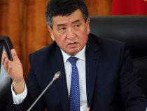 Президент Кыргызстана пообещал учителям повышение зарплаты