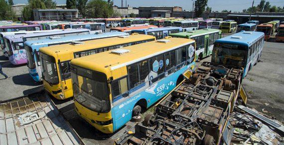 Мэрия Бишкека вернула «Бишкекский пассажирский автокомбинат» в муниципальную собственность