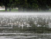Сезон дождей в Бишкеке завершен