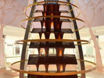 В Австрии найден самый высокий шоколадный фонтан