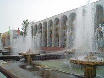 В Бишкеке открыт сезон фонтанов