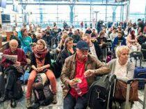 Авиакомпания «Скандинавские авиалинии» отменила еще 280 рейсов из-за забастовки пилотов