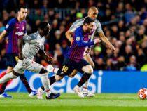 «Барселона» разгромила «Ливерпуль» вполуфинале Лиги чемпионов
