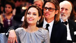 Анджелина Джоли помирилась сБрэдом Питтом
