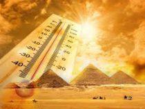 Аномальная жара в +45°C установилась в Египте