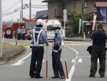 Мужчина, напавший на детей на остановке в Японии, скончался