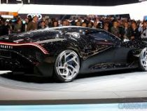Покупателем самого дорогого автомобиля вмире оказался не Роналду