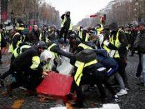 Волна митингов во Франции вспыхнула с новой силой
