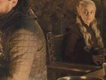 Зрители нашли ляп в финальном сезоне сериала «Игра престолов»
