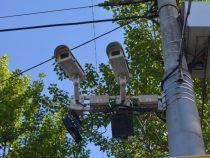 """С сегодняшнего дня заработали камеры """"Безопасного города"""" еще на 9 перекрестках Бишкека"""