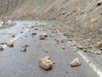 В Боомском ущелье завершают работы по спуску камней