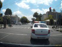 Инспектор УОБДД уволен за проезд на красный сигнал светофора