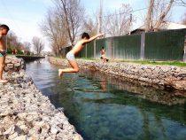 ГУВД Чуйской области: Не оставляйте без присмотра детей возле водоемов!