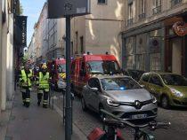 В результате взрыва бомбы в Лионе пострадали 13 человек