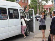 В Оше повысили тариф на проезд в маршрутках для школьников