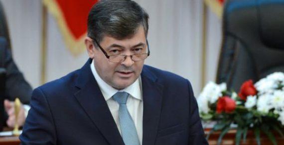 Министр экономики Олег Панкратов подал в отставку
