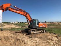 В Бишкеке стартовало строительство нового санитарного полигона