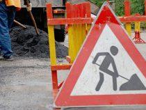 В связи с заменой теплосетей в Бишкеке частично закрыт проспект Чуй