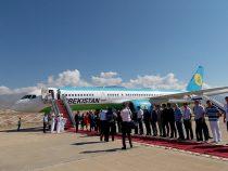 Авиарейс Ташкент – Тамчы планируется возобновить