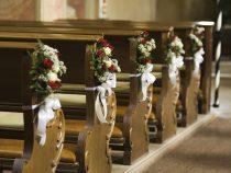 Невеста решила совместить свадьбу и похороны в целях экономии денег