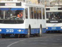 В Бишкеке меняется схема движения некоторых троллейбусов
