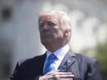 «Мне она очень нравилась»: Трамп пожалел уходящую в отставку Мэй