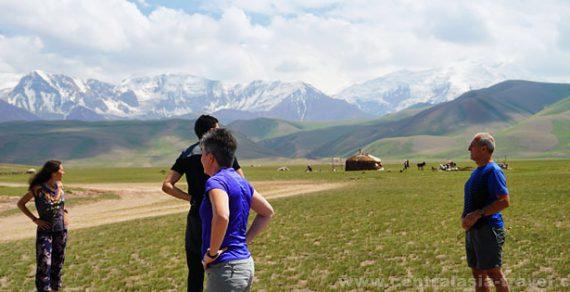 В этому году Кыргызстан посетят 7,5 млн иностранцев