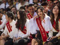 Милиция просит родителей присматривать за празднующими выпускниками
