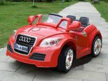 Жительница США переборщила с алкоголем и села за руль игрушечного автомобиля