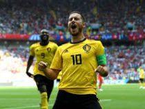 Футболист Азар перешёл в мадридский «Реал»
