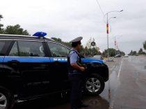 Милиция Бишкека перешла к повышенной степени боевой готовности