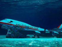 В Бахрейне Boeing-747 станет подводным аттракционом