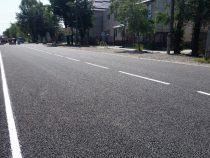 Улицу Алтымышева в Бишкеке открыли для проезда транспорта