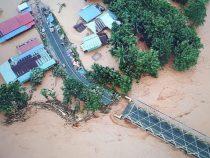 В Индонезии бушует наводнение