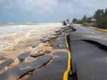 На востоке Индонезии зафиксировано мощное землетрясение
