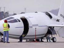 ВСША готовят кполету засекреченный самолет-пулю