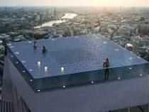 Первый бесконечный бассеин построят в Лондоне